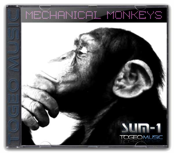 Sum-1 - Mechanical Monkeys cd cover art