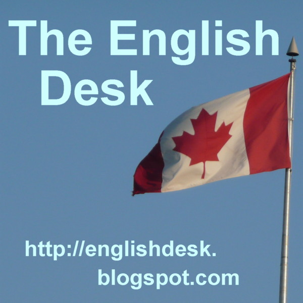 The English Desk