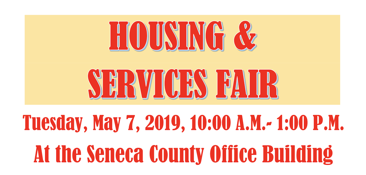 AROUND THE LAKES: Organizers discuss Seneca Housing Fair coming May 7th (podcast)