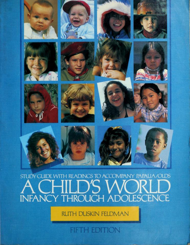 A child's world by Diane E Papalia
