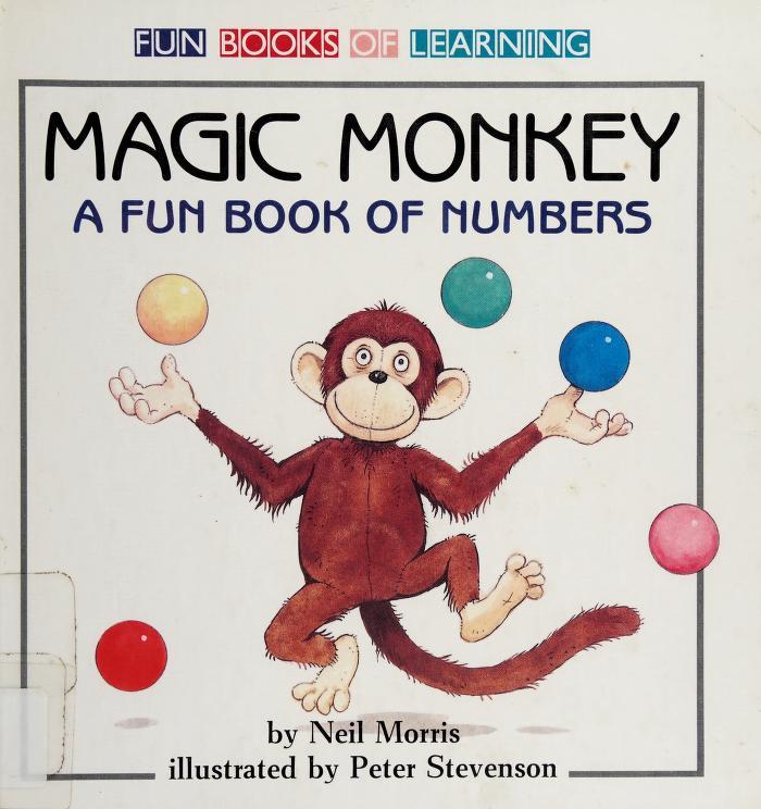 Magic monkey by Neil Morris