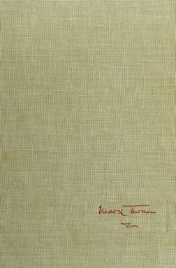 Cover of: Mark Twain's letters to his publishers, 1867-1894 | Mark Twain