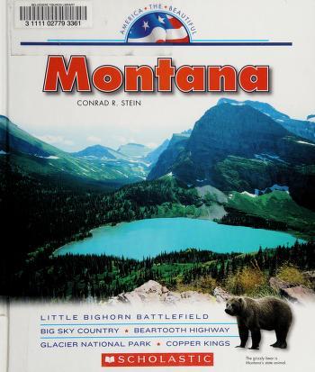 Cover of: Montana | R. Conrad Stein
