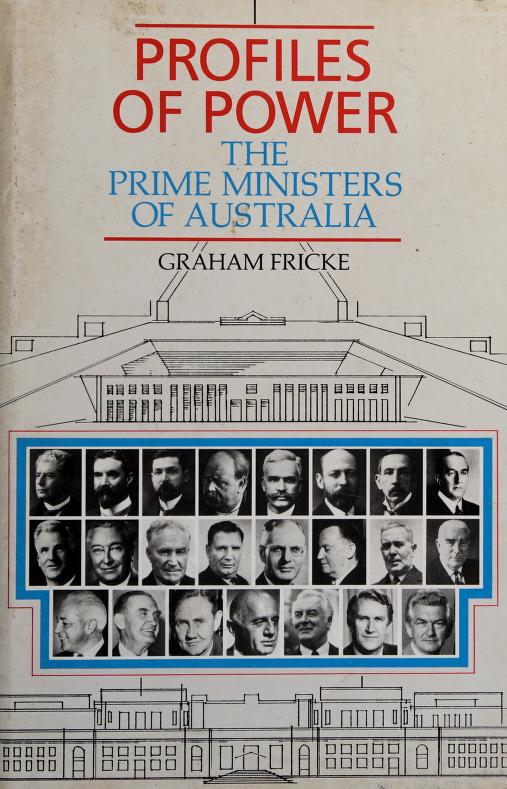 Profiles of power by Graham Fricke
